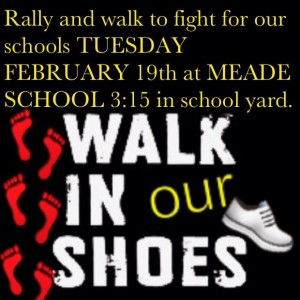 meade rally and walk
